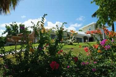 Bienvenue à l'hôtel Plein Soleil en Martinique