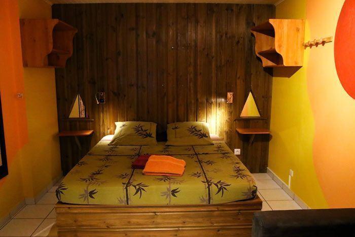 chambre bakoua
