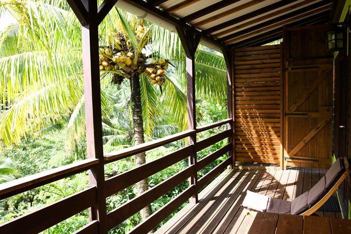 Hôtel La Maison Rousse, Martinique