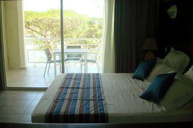 Les chambres avec balcon