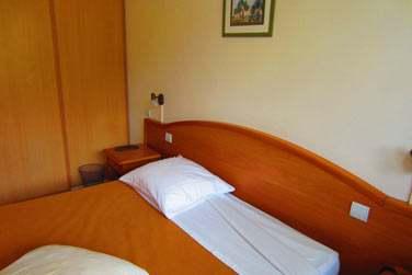Décoration de la chambre standard