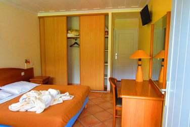 La chambre standard dans le bâtiment principal