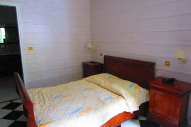 La chambre côté Maison Créole