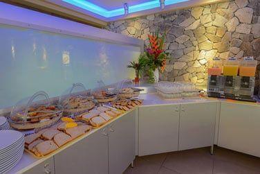 Le buffet du restaurant Le Pitaya