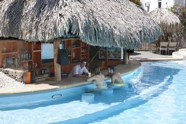 Vous pourrez profiter de bons moments de détente dans l'eau !