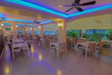 La salle du restaurant le Pitaya