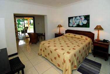 Des chambres simples et confortables ..