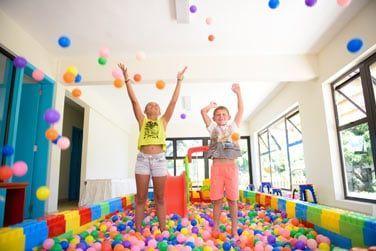 Le Club our enfants où de nombreuses activités y sont proposées