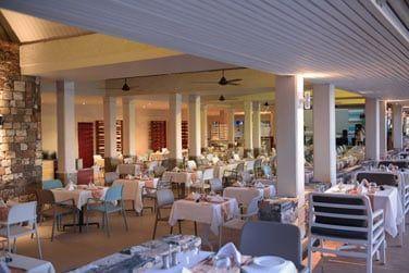 Restaurant 'La Toque Blanche'