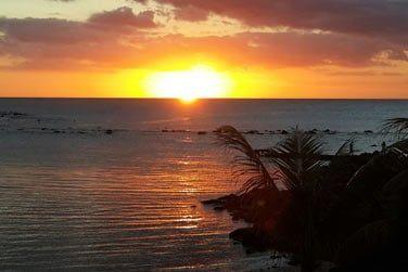 Situé à Flic en Flac sur la côte ouest ensoleillée de l'île Maurice