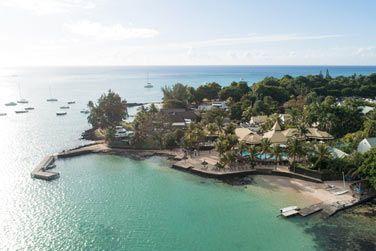 Une adresse incontournable du nord animé de l'île Maurice