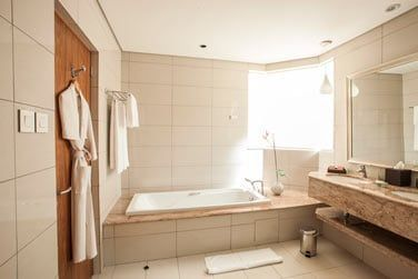 Salle de bain de la Suite Exclusive