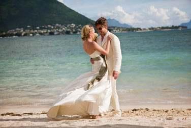 Un endroit idéal pour célébrer un mariage...