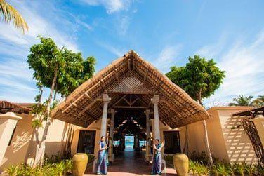 Bienvenue à l'hôtel The Sands à l'île Maurice