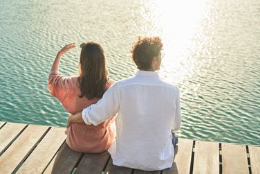 Paradis pour les couples en voyage de noces à l'île Maurice, véritable hôtel de charme intime