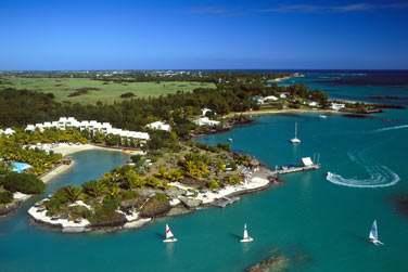 Le Paradise Cove vu du ciel !