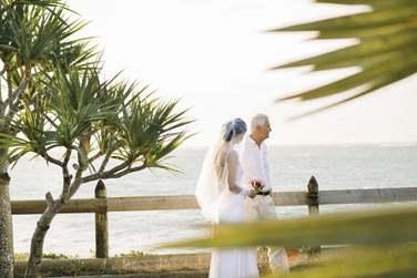 Le Paradise Cove est un lieu idéal pour les mariages, voyages de noces ou anniversaires de mariage