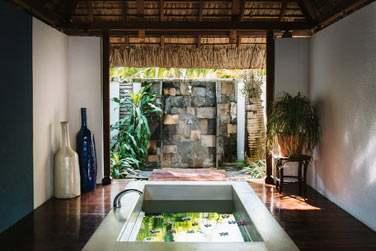 Ambiance zen et sérénité absolue au Spa Cinq Mondes de l'hôtel