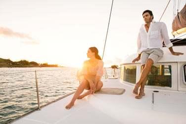 Sur les flots, profitez d'une sortie en mer en amoureux