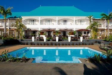 Bienvenue à l'hôtel Blue Margouillat