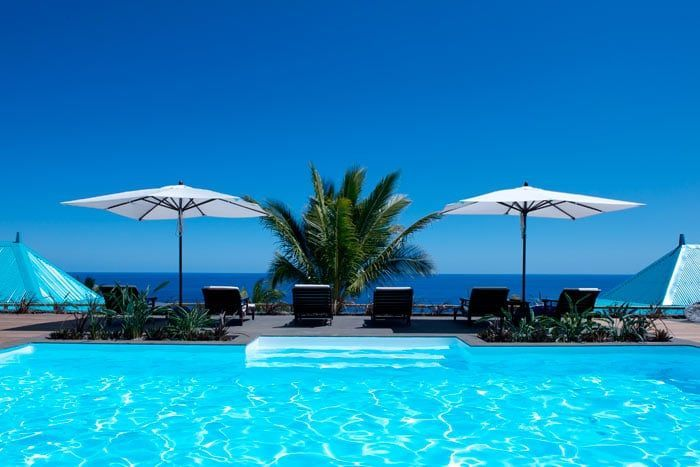 Hôtel Blue Margouillat Seaview Hotel 4*, Réunion