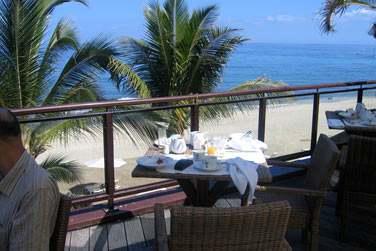 Quant à votre petit déjeuner face à la mer ce sera un régal