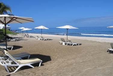 L'hôtel Saint Alexis est situé sur la très belle plage de Boucan Canot