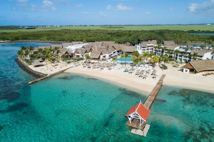 Hôtel Preskîl Beach Resort 4*, Ile Maurice