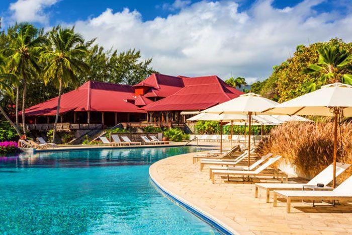 Hôtel Le Cap Est Lagoon Resort & Spa 4*, Martinique