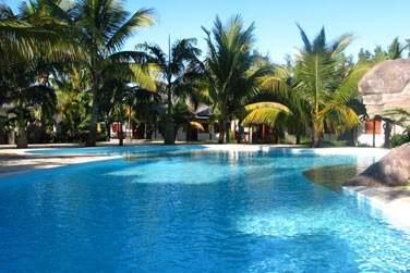 Bienvenue à l'hôtel Le Domaine des Pierres, situé tout près de la commune de Saint-Pierre à la Réunion