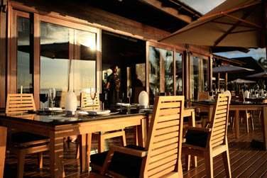 Le restaurant East, restaurant gastronomique aux spécialités thaï