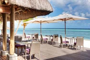 Le restaurant The Beach propose une cuisine savoureuse