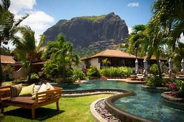 L'hôtel se niche au coeur de magnifiques jardins tropicaux