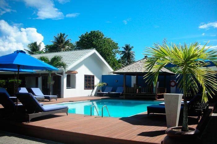 Hôtel Villas de Mer 2*, Seychelles
