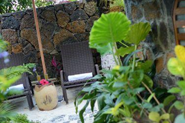 Les soins s'inspirent des éléments de la nature propre à l'île Maurice