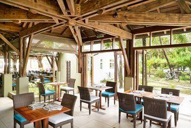 Le restaurant Les Alizés vous propose une cuisine locale et internationale