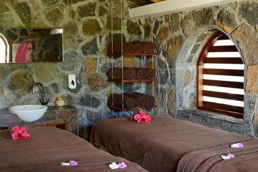 Profitez d'un massage relxant au Spa de l'hôtel