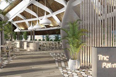Découvrez le restaurant principal, le Palm Court