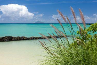 Situé au Nord de l'île Maurice