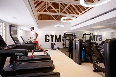 La salle de gym