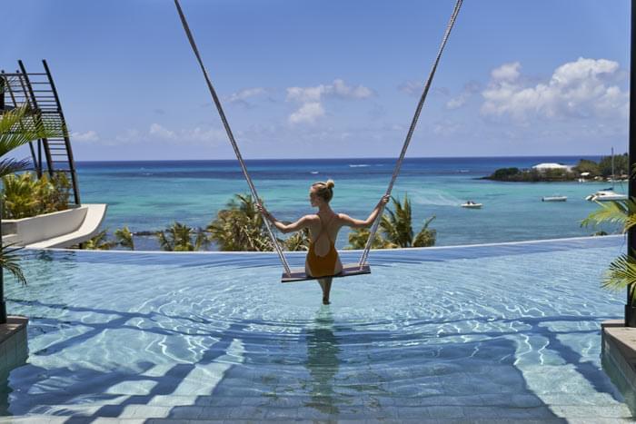 Hôtel Merville Beach - Grand Baie 3* Supérieur, Ile Maurice