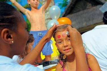 Les activités pour vos enfants ne manquent pas et sont adaptées à leurs âges