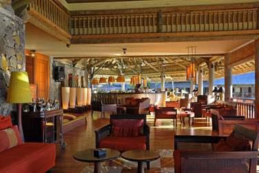 Ou un dîner japonais au Sushi Corner, nouvellement aménagé au Laguna Bar