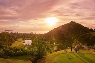 Véritable paradis des golfeurs