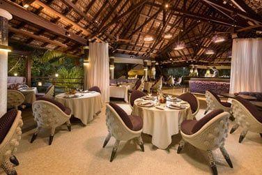 Le restaurant Diva et son cadre chic et élégant