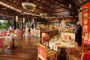 Restaurant The Legend
