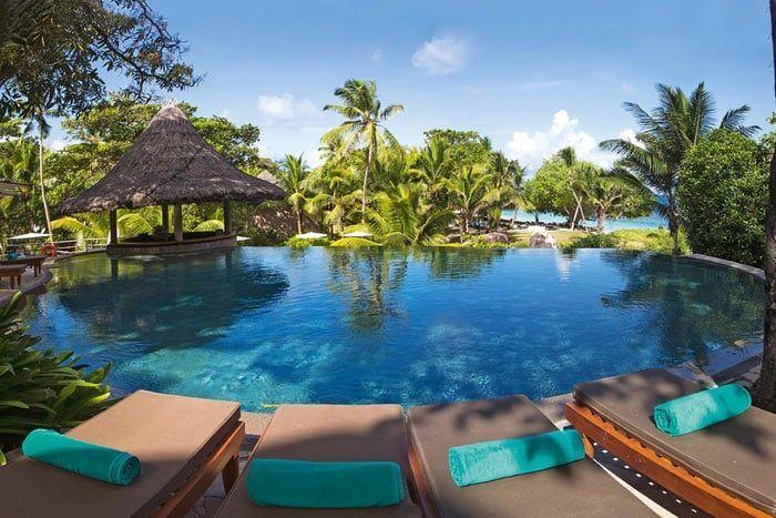 Hôtel Constance Lemuria Resort 5*, Seychelles