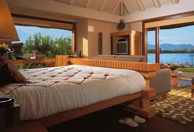 villa de luxe avec piscine (2 chambres)