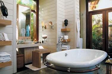 La Salle de bain de la villa royale
