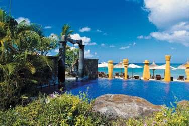 ..service parfait, l'hôtel Oberoi Ile Maurice est un paradis.